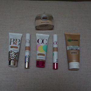 Physicians Formula + Garnier BB CC Cream Concealer